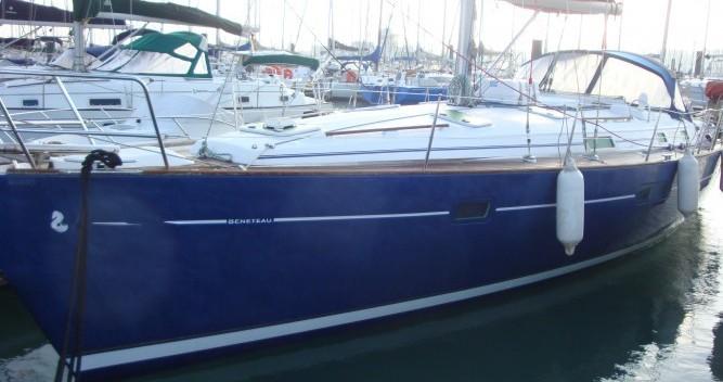 noleggio Barca a vela Cherbourg-en-Cotentin - Bénéteau Oceanis 411 Celebration