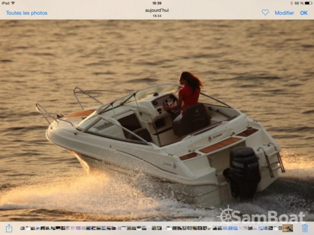 Bootsverleih Fréjus günstig Cap Camarat 550 Style