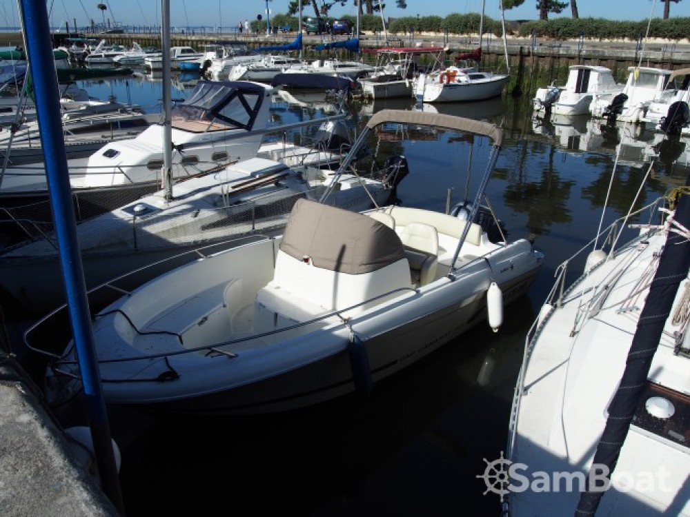 Yacht-Charter in Andernos-les-Bains - Jeanneau Cap Camarat 635 Style auf SamBoat