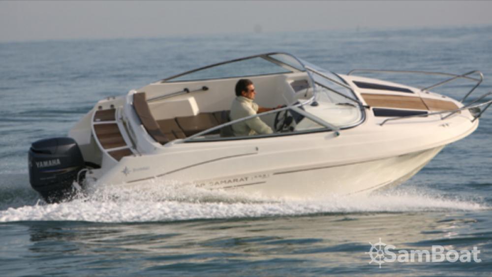 Motorboot mieten in Fréjus - Jeanneau Cap Camarat 550 Style