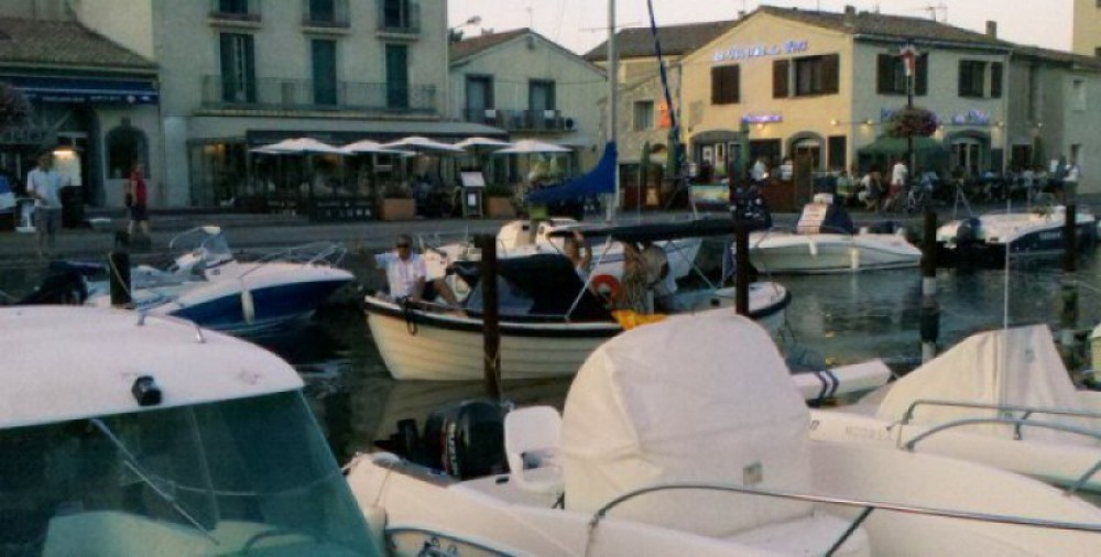 Louez un Corsiva Corsiva 620 à Marseillan