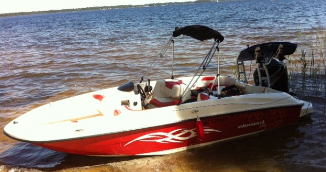 Hire Motor boat with or without skipper Bayliner Lacanau