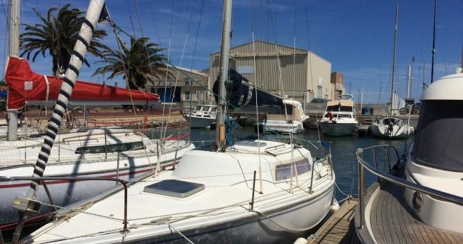 Location bateau Jeanneau Poker à Canet-en-Roussillon sur Samboat