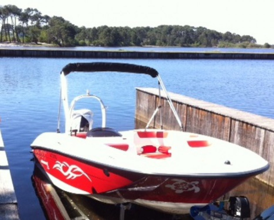 Verhuur Motorboot in Lacanau - Bayliner Element XL