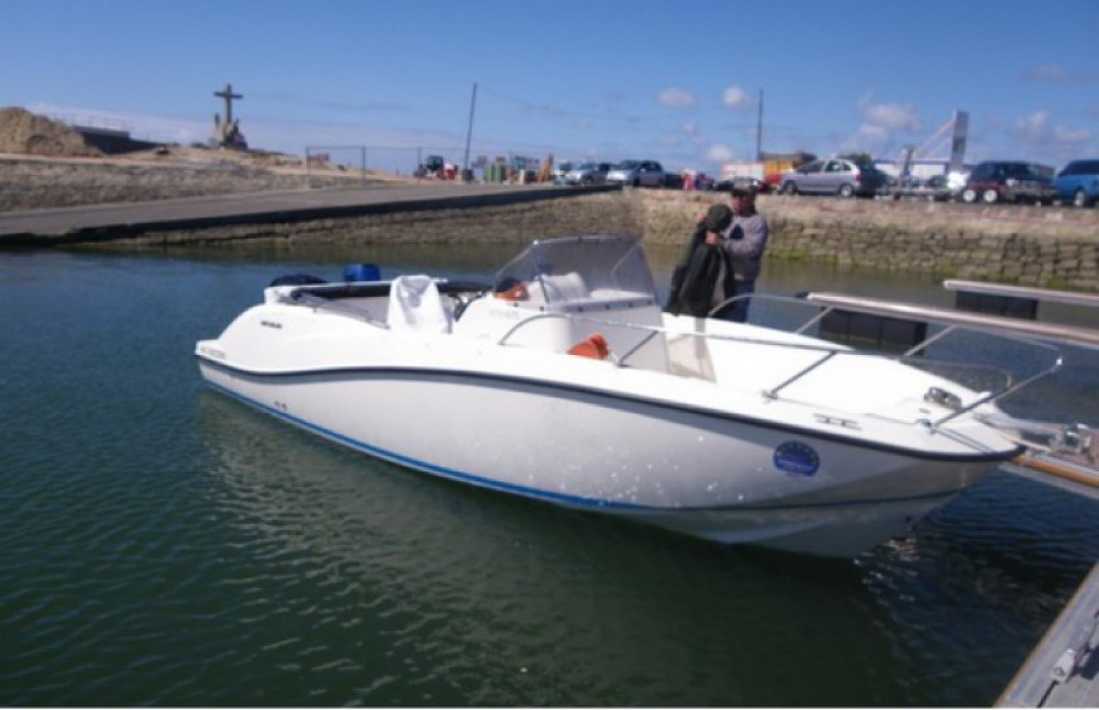 Verhuur Motorboot in Parentis-en-Born - Quicksilver Activ 675 Open