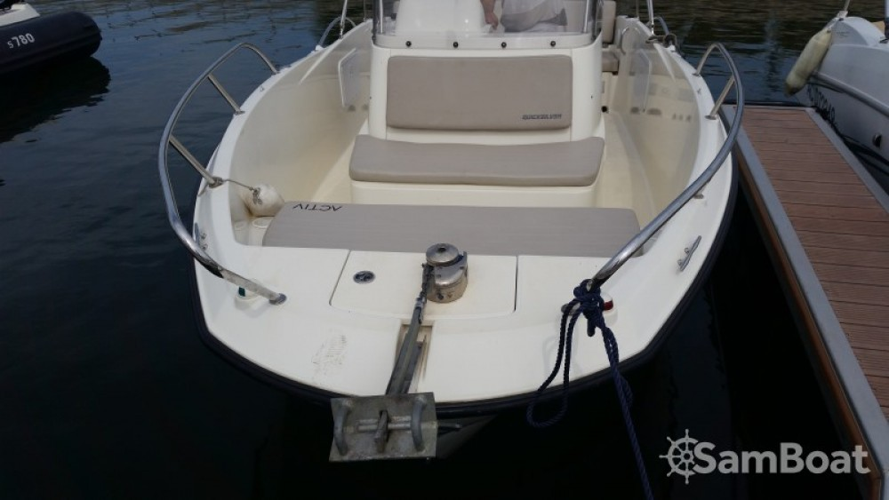 Jachthuur in Parentis-en-Born - Quicksilver Activ 675 Open via SamBoat