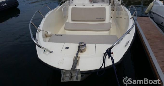 Location bateau Parentis-en-Born pas cher Activ 675 Open