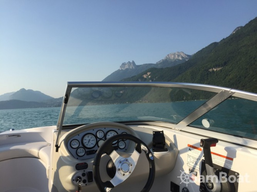 Bootverhuur Glastron MX 185 in Annecy via SamBoat