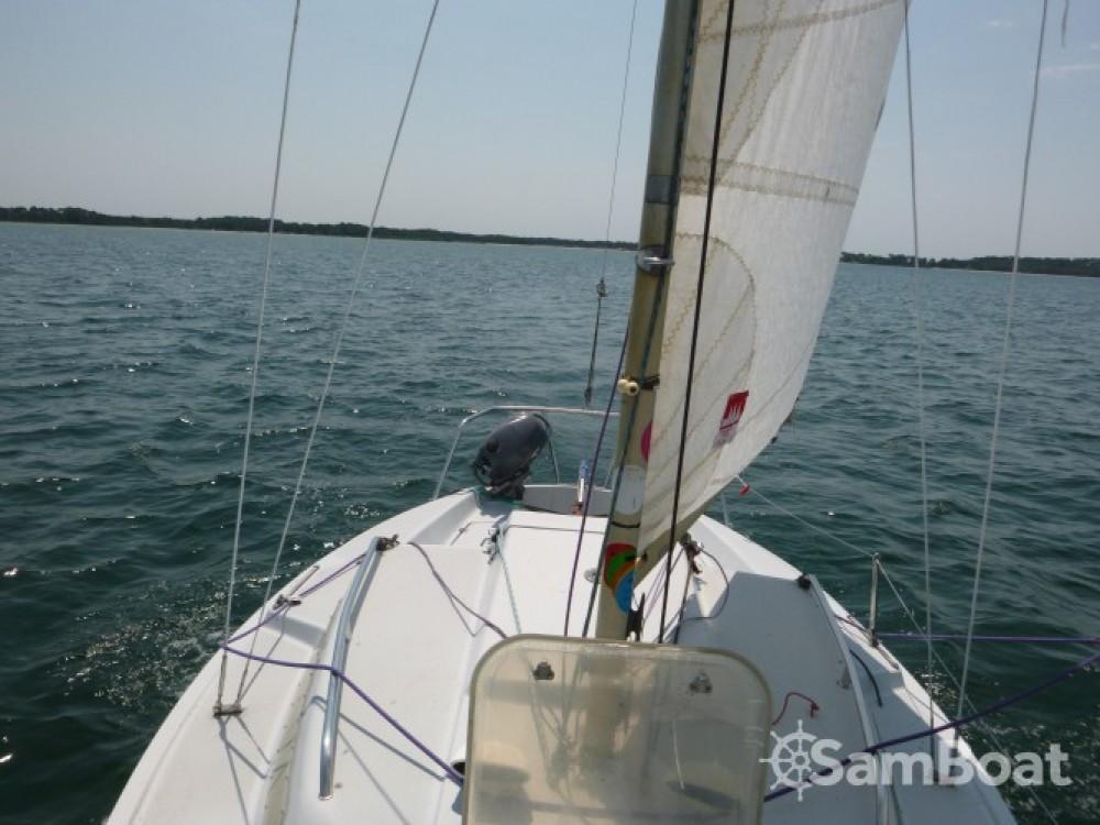 Location yacht à Biscarrosse - Edel Edel 5 sur SamBoat