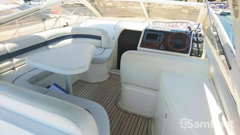 Yacht-Charter in Sainte-Maxime - Princess Princess V42 auf SamBoat