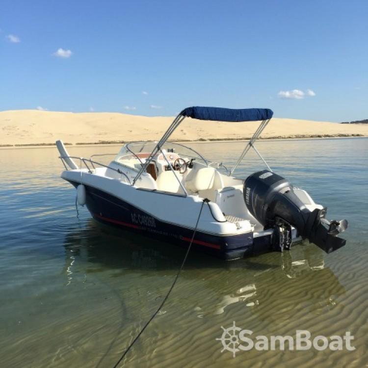 Bootverhuur Jeanneau Cap Camarat 755 WA in Arcachon via SamBoat