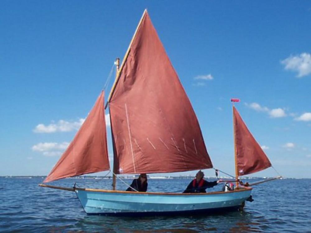 noleggio Barca a vela Urrugne - Honnor Marine Devon Lugger