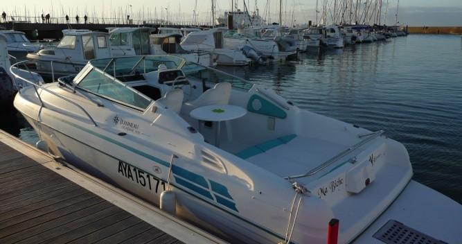 Louer Bateau à moteur avec ou sans skipper Jeanneau à Quiberon
