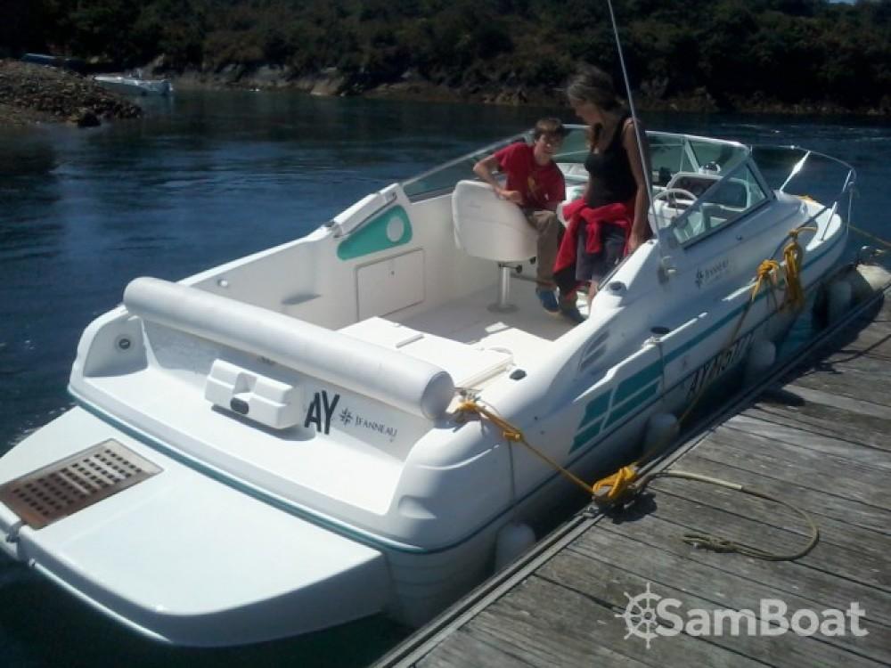 Motorboot te huur in Quiberon voor de beste prijs