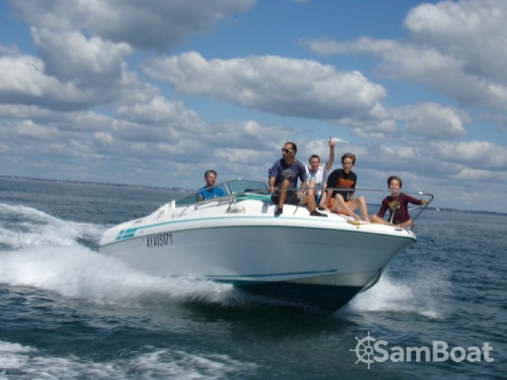 Jachthuur in Quiberon - Jeanneau Leader 705 via SamBoat