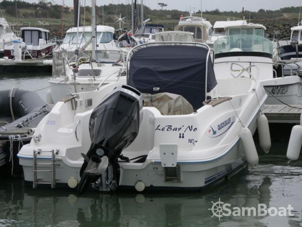 Motorboot te huur in Noirmoutier-en-l'Île voor de beste prijs