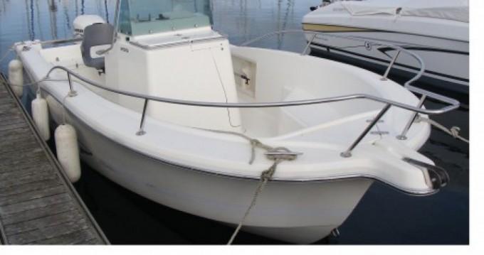 Motorboot mit oder ohne Skipper White Shark mieten in Noirmoutier-en-l'Île