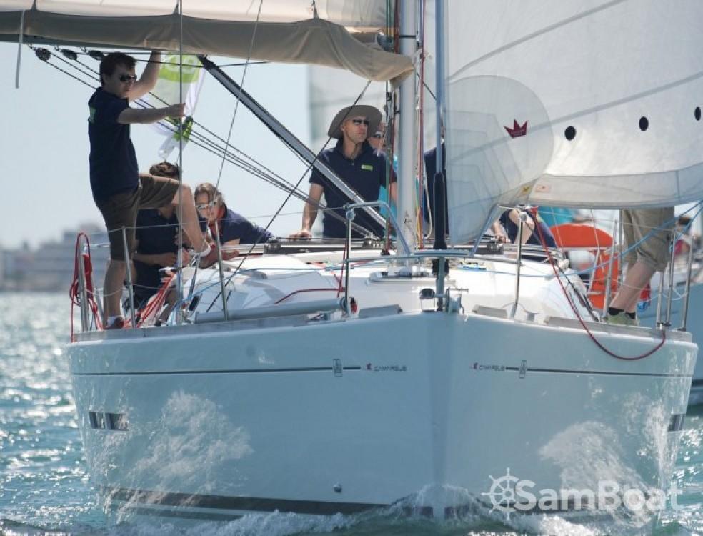 Yacht-Charter in Le Grau-du-Roi - Dufour Dufour 375 Grand Large auf SamBoat