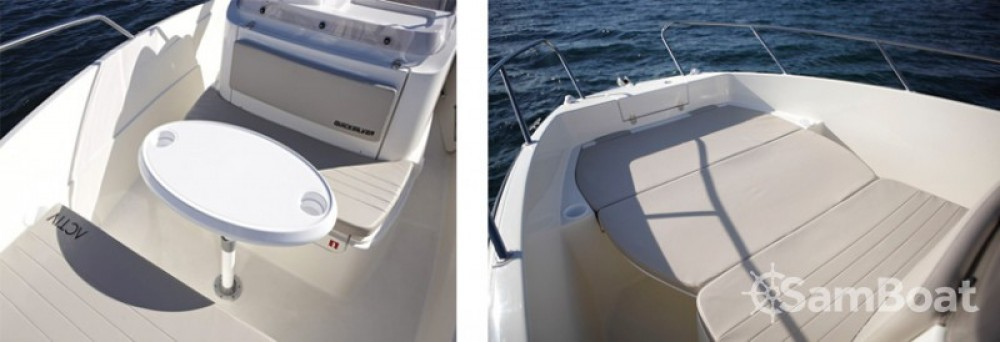 Verhuur Motorboot in Marseille - Quicksilver Quicksilver 675 Activ Open