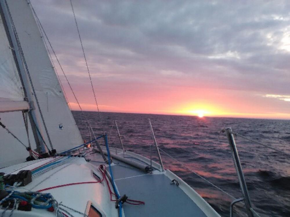 Segelboot mieten in Loctudy zum besten Preis