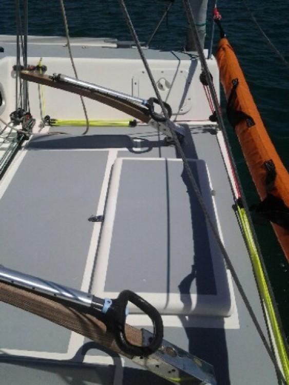 Segelboot mit oder ohne Skipper 3c-Composites mieten in Loctudy