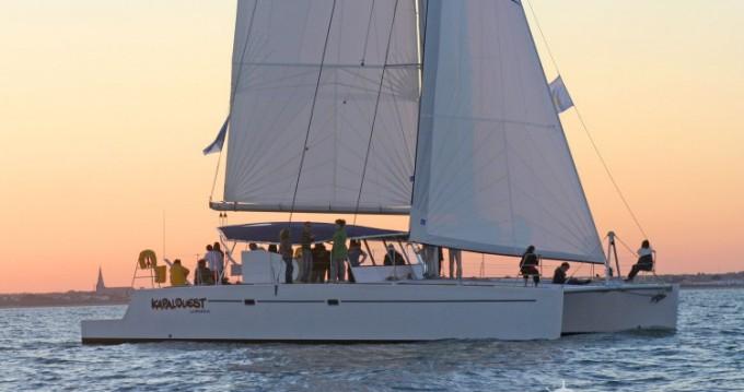 Noleggio Barca a vela con o senza skipper Naval Force 3 La Rochelle