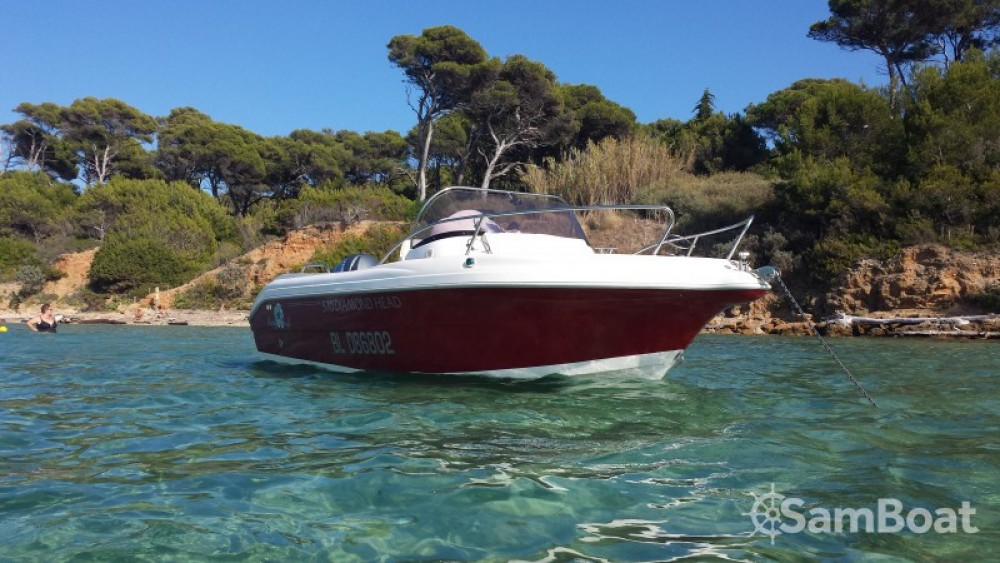 Bootverhuur Pacific Craft Pacific craft 570 Diamond Head in La Ciotat via SamBoat