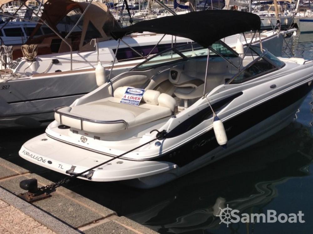 Motorboot mieten in Fréjus - Crownline Crownline 260 LS