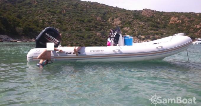Bootsverleih Marseille günstig Medline 540