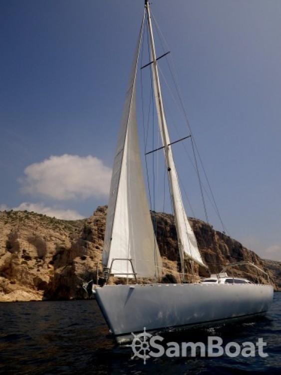 Location Voilier Alu-Boat-Prestige avec permis