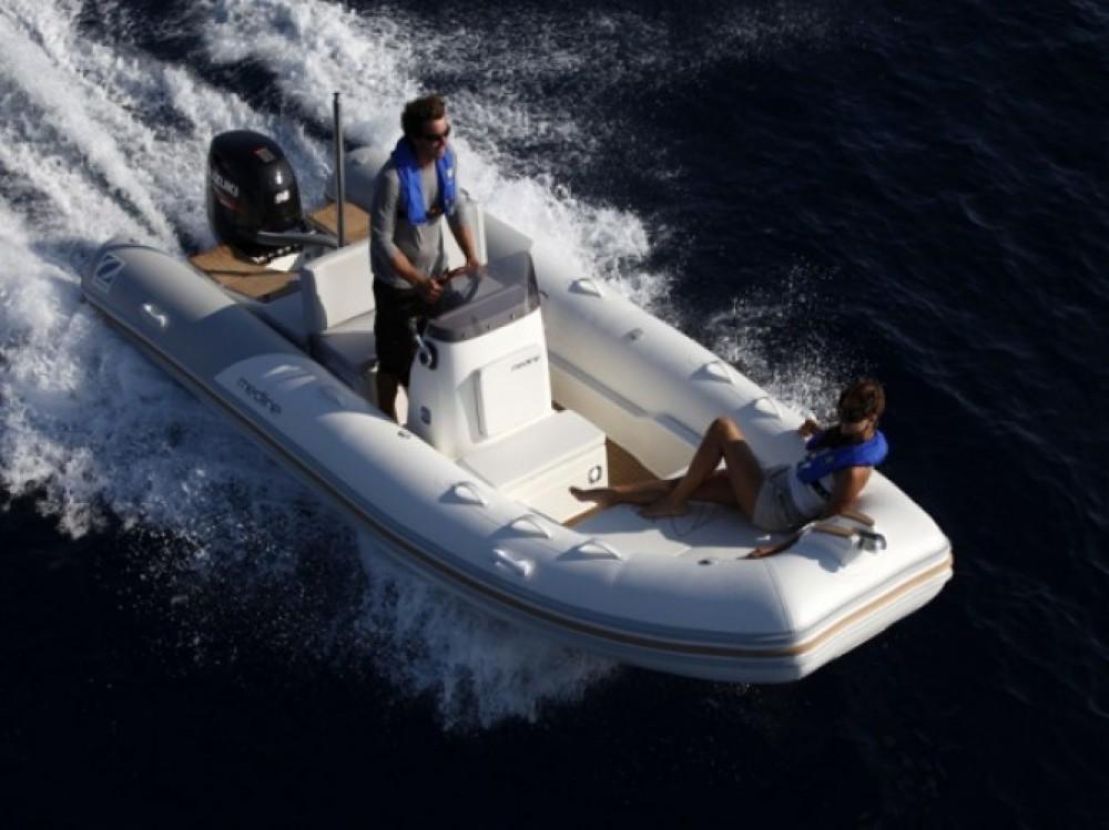 Noleggio barche Marsiglia economico Medline 540
