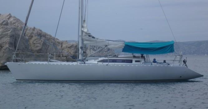 Louez un Alu-Boat-Prestige RIO à Marseille