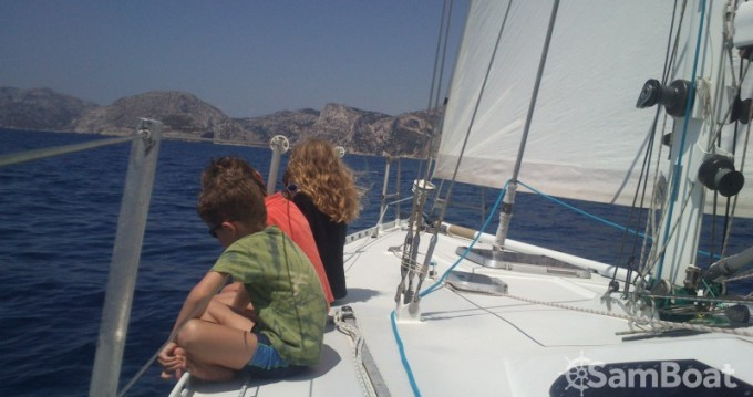 Louer Voilier avec ou sans skipper Alu-Boat-Prestige à Marseille
