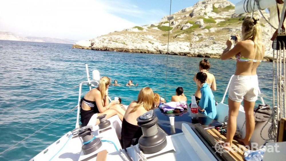 Location bateau Alu-Boat-Prestige RIO à Marseille sur Samboat