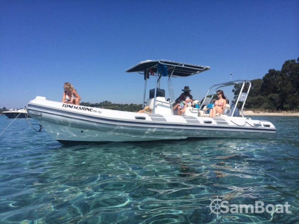 Bootsverleih Caribe Caribe UB24 La Londe-les-Maures Samboat