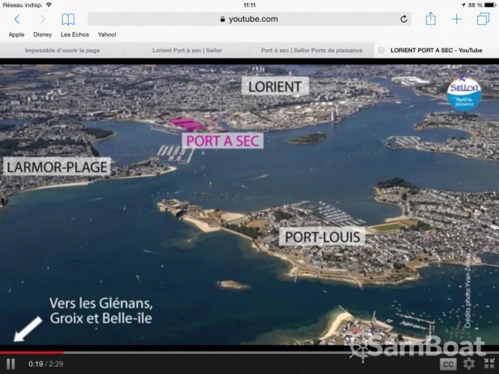 Location yacht à Lorient - Northstar 205WRT sur SamBoat