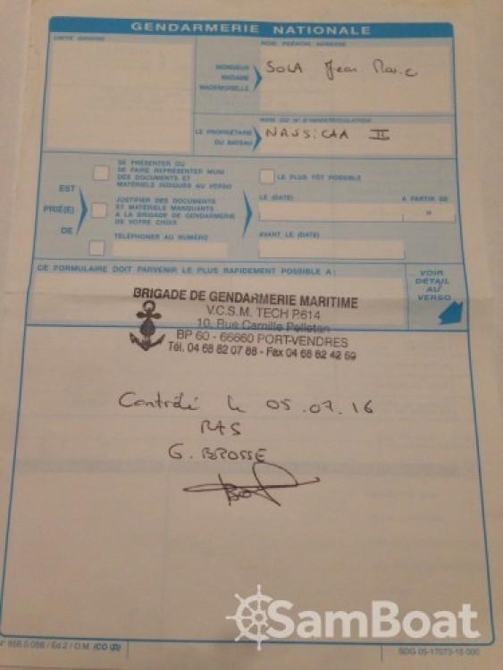 Bénéteau Antares 6 entre particulares y profesional Saint-Cyprien