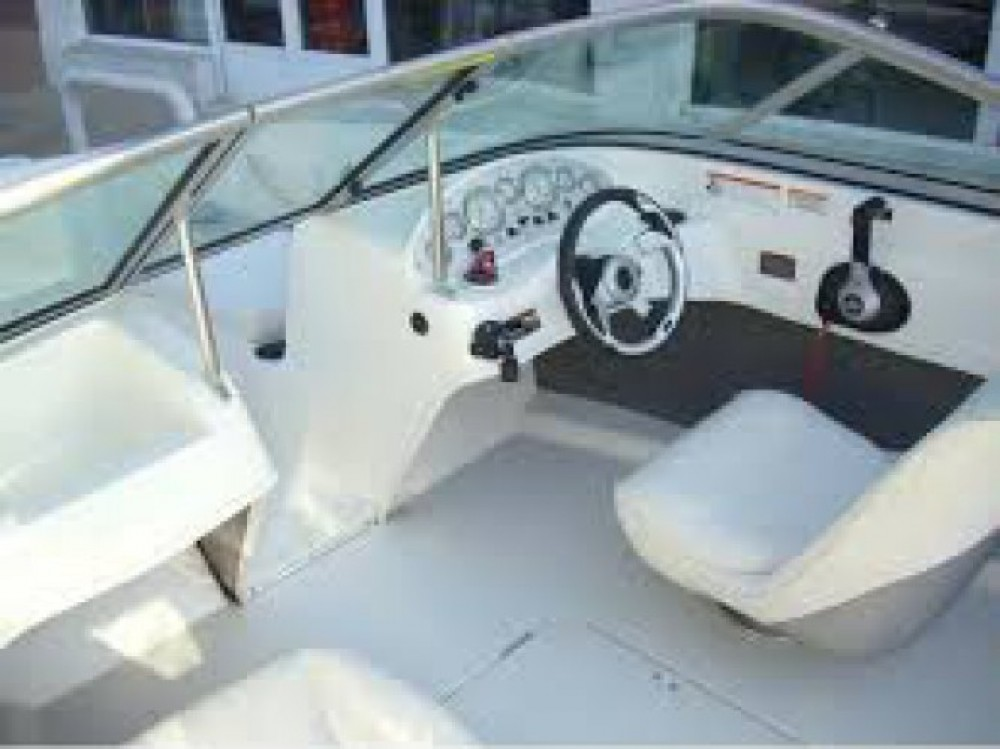 Motorboot mieten in Aix-les-Bains - Bayliner Bayliner 175 GT