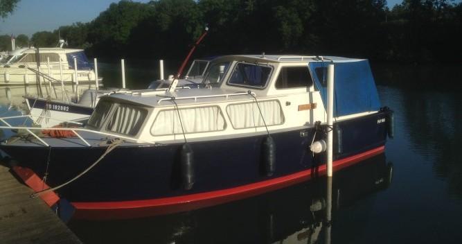 Location bateau Moissac pas cher Vedette Hollandaise