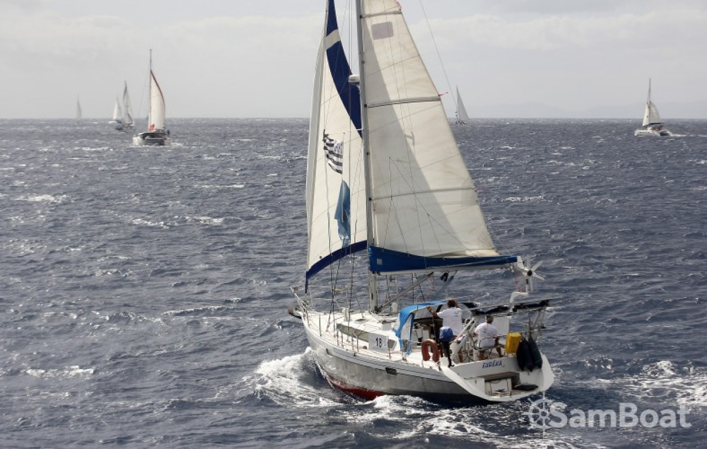 Alquiler de barcos Alubat Ovni 345 Di enValle-di-Campoloro en Samboat