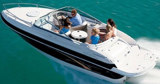 Noleggio barche Four Winns Sundowner Hyères su Samboat
