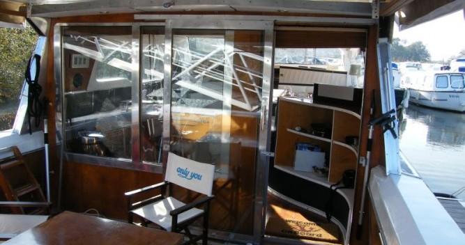 Louez un Tuckermann Houseboat à Messac