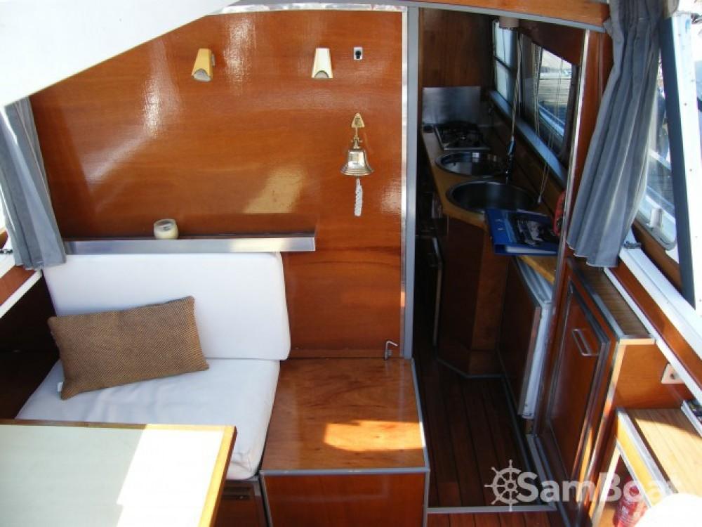 Verhuur Woonboot in Messac - Tuckermann Houseboat