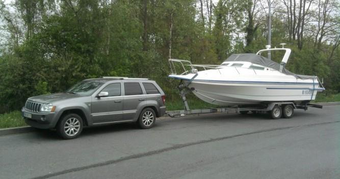 Motorboot mit oder ohne Skipper Rocca mieten in La Trinité-sur-Mer