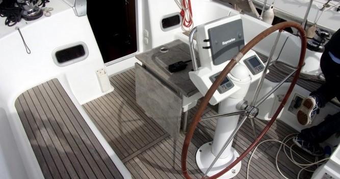 Location bateau Bénéteau Oceanis 37 à Toulon sur Samboat