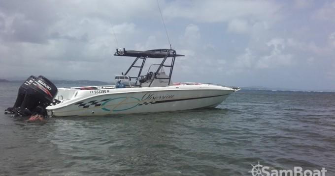Noleggio Barca a motore Baja con un permesso di