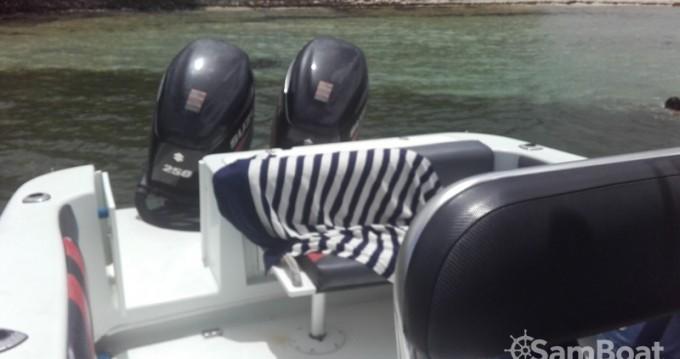 Noleggio barche Le François economico sportfish