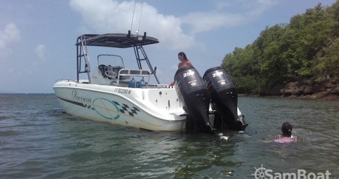noleggio Barca a motore Le François - Baja sportfish