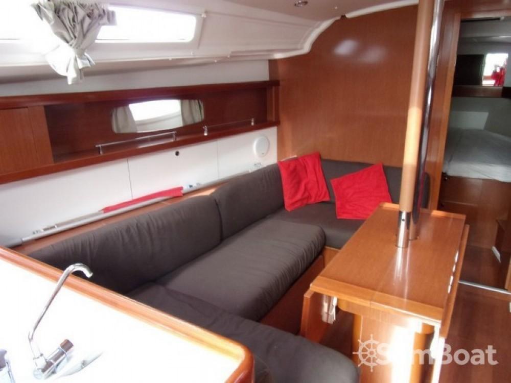 Verhuur Zeilboot in Toulon - Bénéteau Oceanis 37