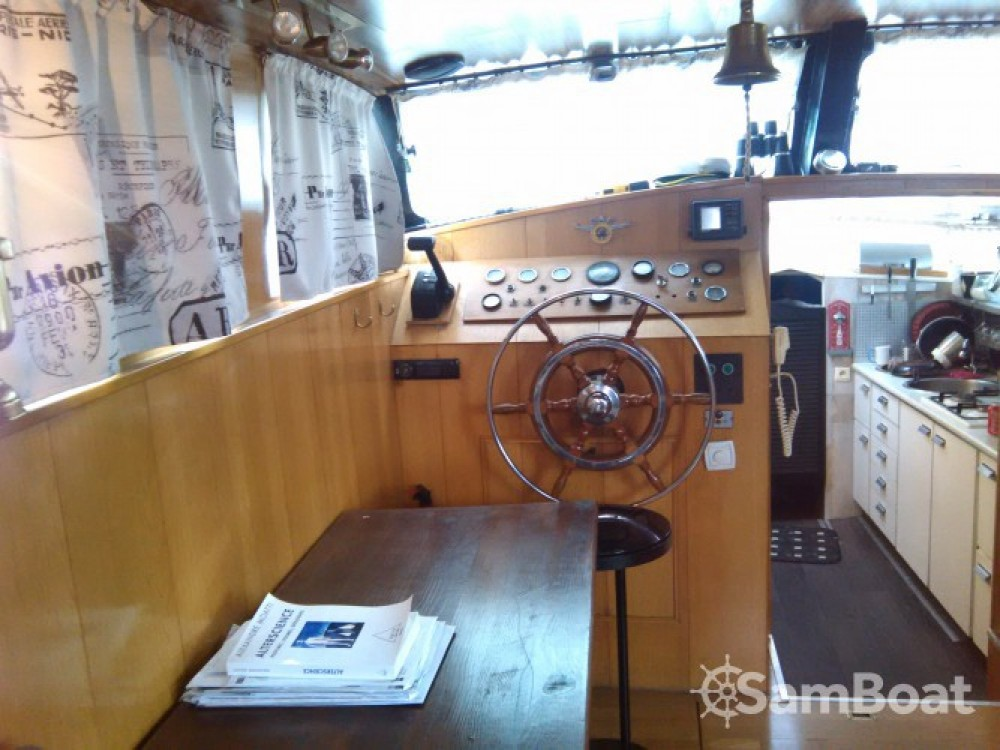 Jachthuur in Parijs - Waddencruiser Vedette Hollandaise via SamBoat
